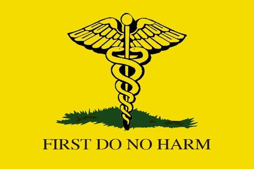first harm hippocratic oath
