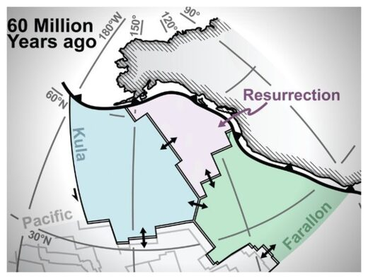 Tectonic Plate Reconstruction
