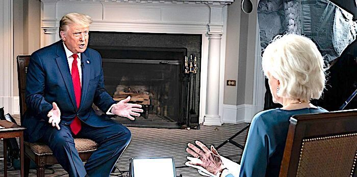Trump releases behind the scenes 60 Minutes video, claims CBS is full of 'bias' and 'hatred'
