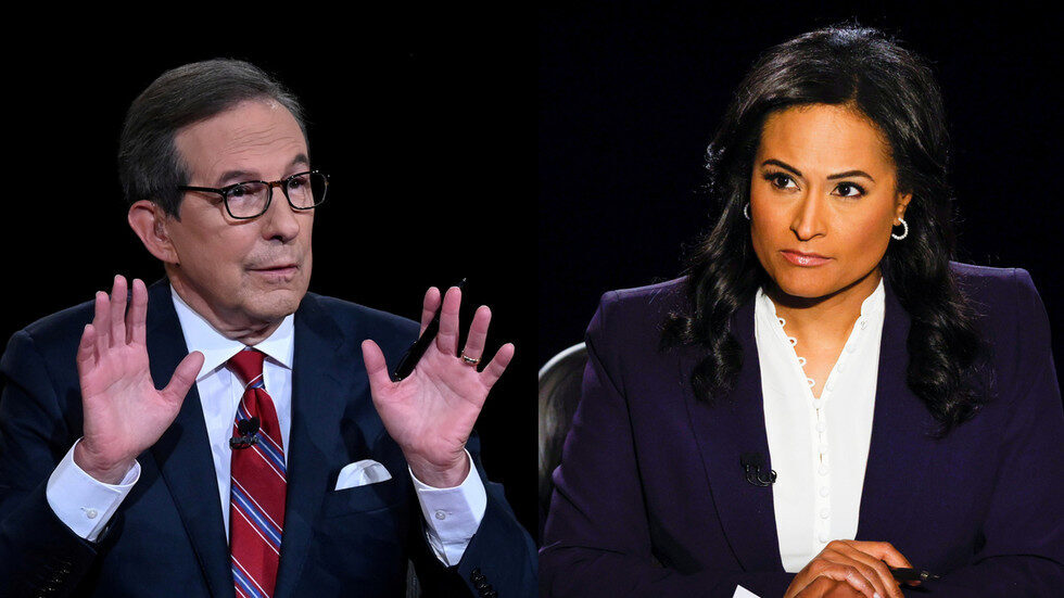 Chris Wallace tweets being 'jealous' of Kristen Welker: New moderator wins praise from all sides for managing 'civilized' debate