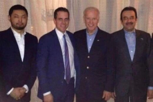 Hunter Joe Biden Kenes Rakishev Karim Massimov