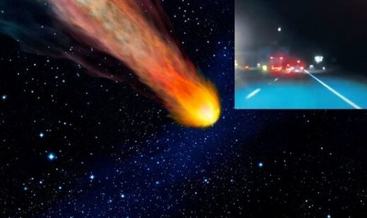 Western America spots 'most amazing' meteor fireball brighter than the Moon