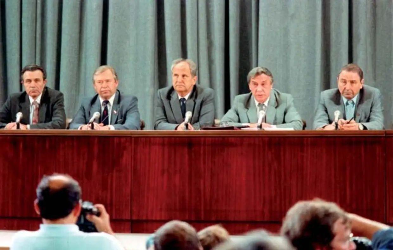 like 1991 in Soviet Union -- Puppet Masters -- Sott.net