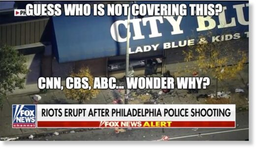 not covering riots