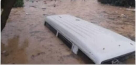 Floods in Al Bayda, Libya