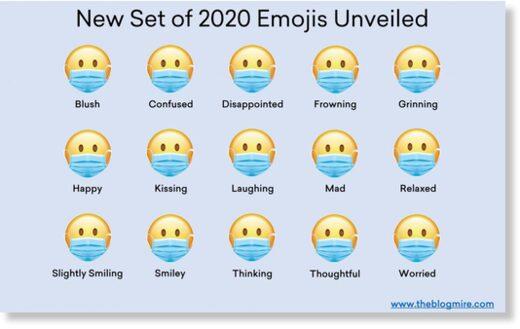 covid emojis