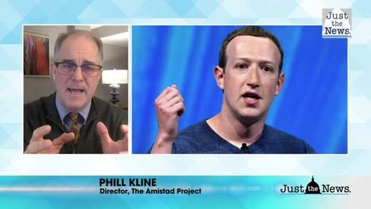 Phill kline election fraud zuckerberg