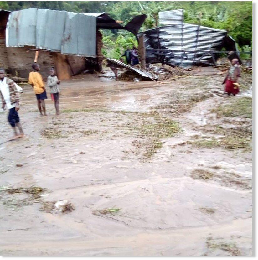 At least 3 dead, 5 missing after more floods in Kasese, Uganda -- Sott.net