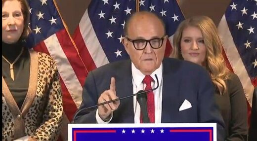 trump legal team giuliani powell