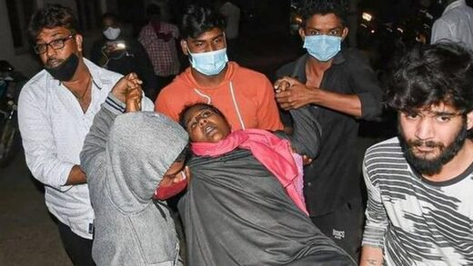 'Mystery' illness puts hundreds in hospital in Andhra Pradesh, India