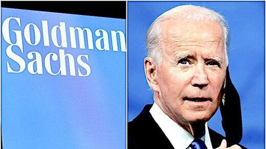 GoldmanSachs/Joe Biden