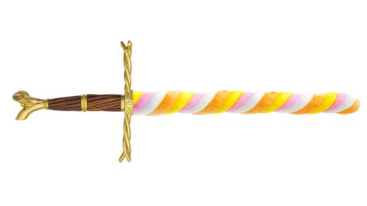 marshmallow sword