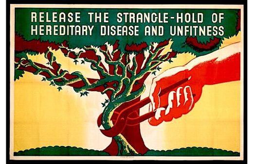 Eugenics poster