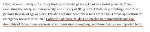 Klinische proeven Pfizer BioNTech