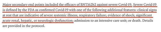 study severe covid-19 vaccine