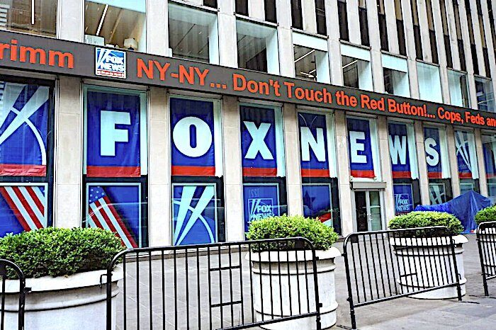 Power-drunk Democrats join CNN in lobbying to ban Fox News from the airwaves