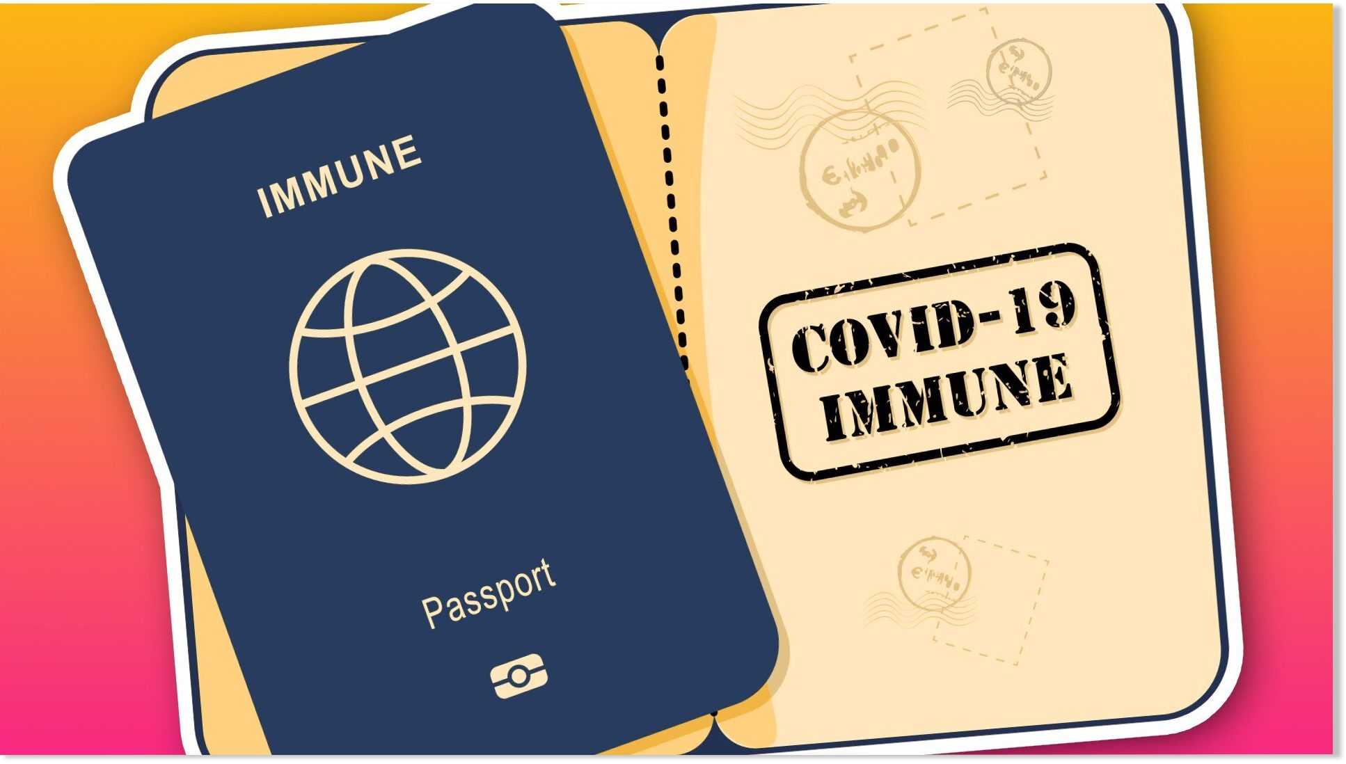 Apps now being developed for global vaccine passport help fulfill 'one world order' totalitarian agenda