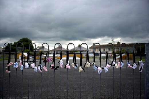Tuam Mother and Baby home mass burial site