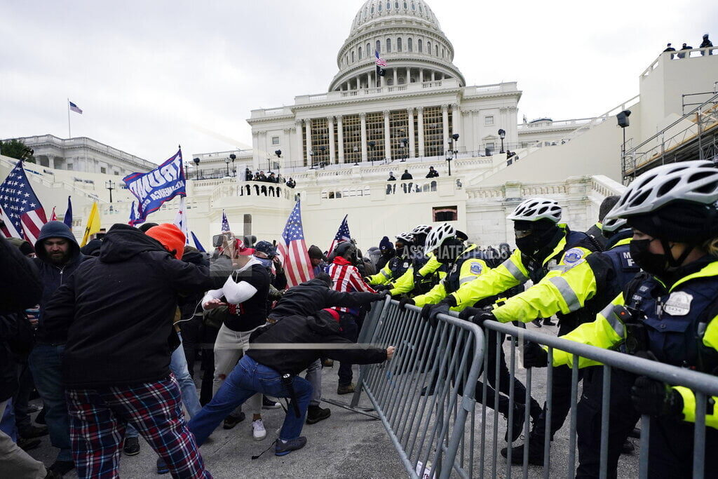 FBI opens 160 cases related to storming of US Capitol