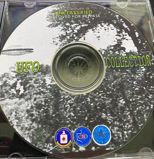 CIA UFO CD-ROM