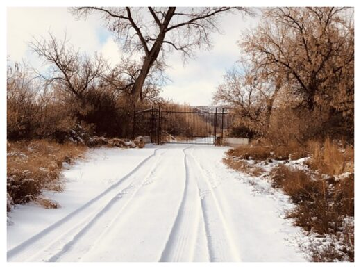 The Front Gate of Skinwalker Ranch