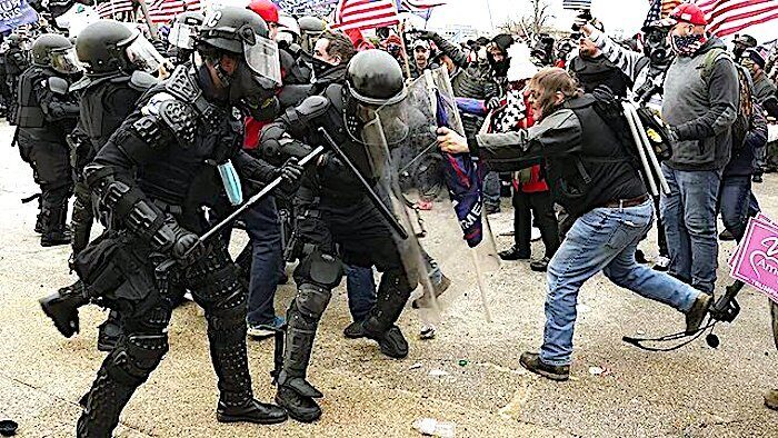 Capitol Police report warned Congress could be targeted three days before riot