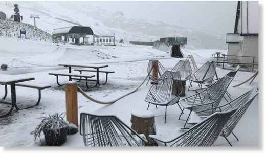 The Cadrona Alpine Resort today.