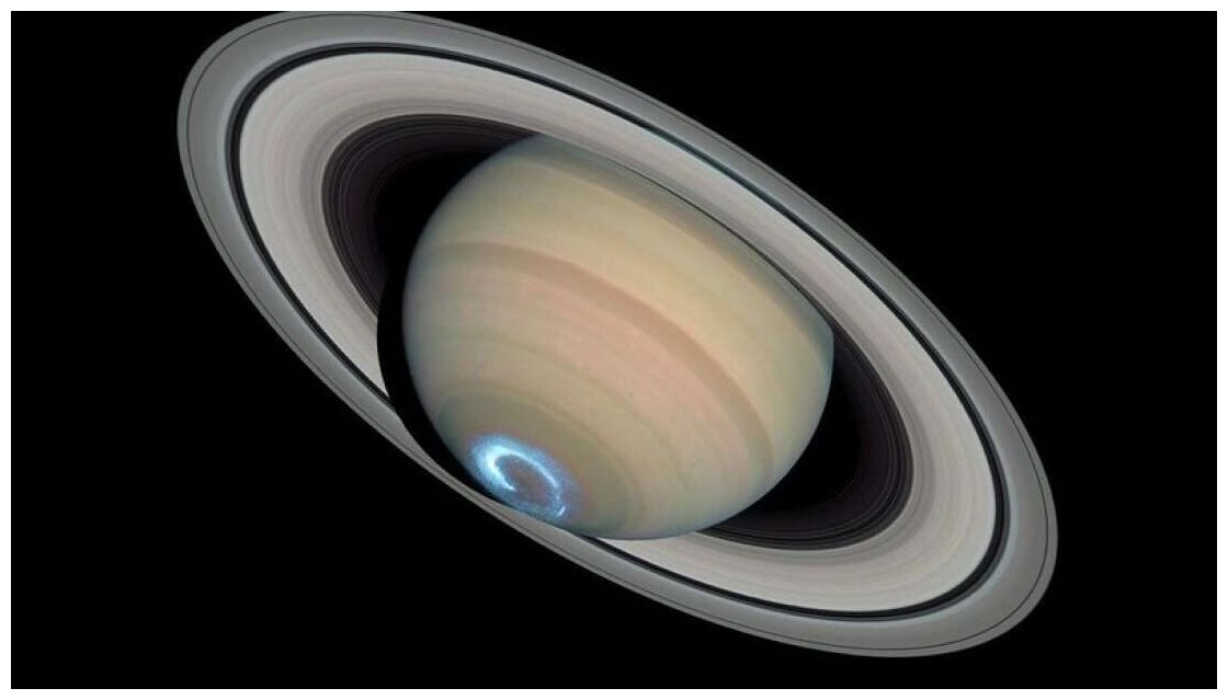 Saturn's tilt angle is changing due to it's moons
