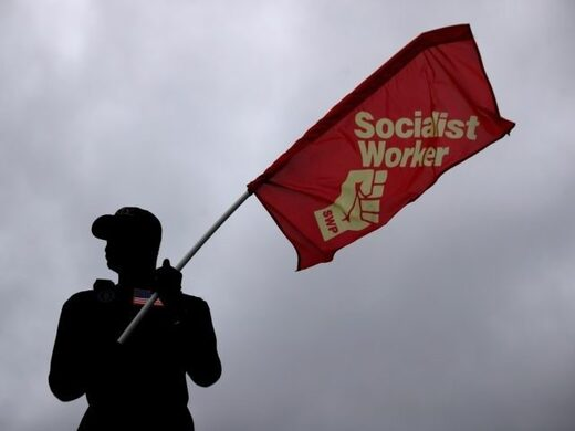 Britain Socialist Workers Party SWP censored Facebook