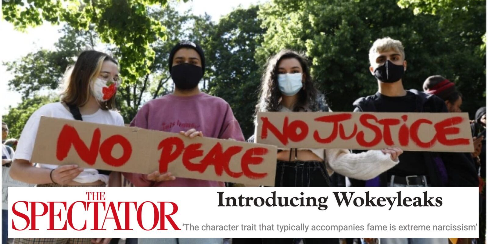 Spectator's new 'Wokeyleaks' lets whistleblowers anonymously call out social justice indoctrination