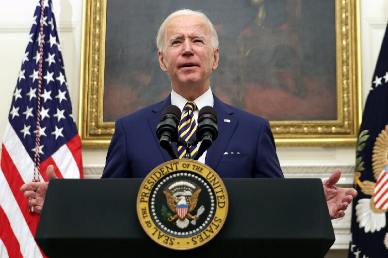 Only 1 in 5 Americans have confidence Biden can unite the country: Poll