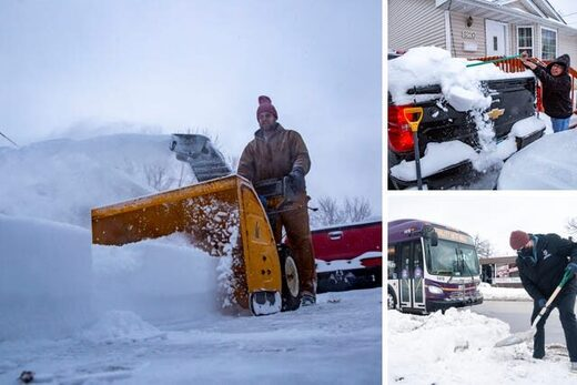 Historic snowstorm in Des Moines breaks daily snowfall record previously set in 1895