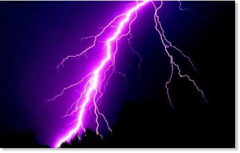 Lightning strikes kill 10 people and 19 cattle in Maharashtra, India