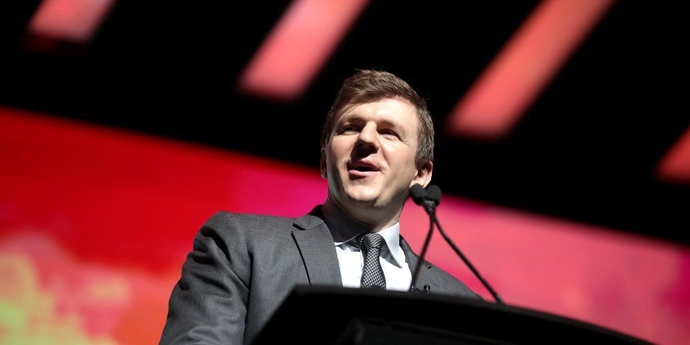 Twitter suspends accounts of Project Veritas, James O'Keefe