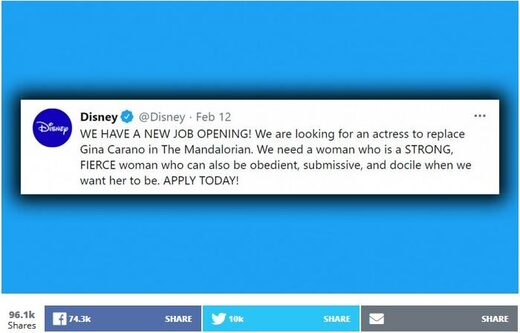 careno disney twitter job careno fired
