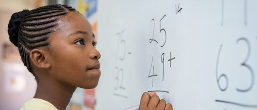 math racist politically correct black child math lesson