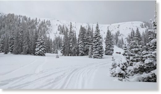 Body of a snowmobiler missing near Rand, Colorado has been found.