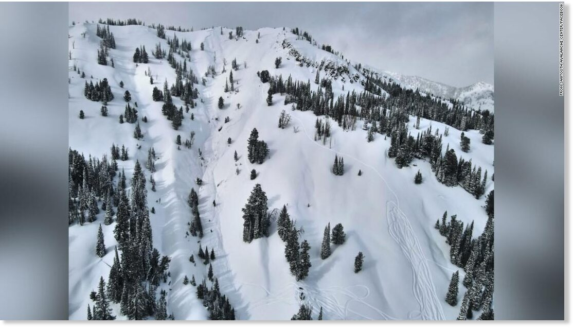 Snowmobiler killed in Idaho avalanche – death toll reaches 30 in the US this winter season