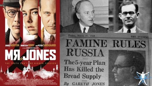 MindMatters: Mr. Jones and the 'Holodomor' Red Pill - What Happened During Stalin's Famine?