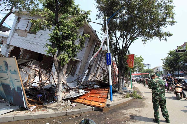 China Earthquake: Deadly Temblor Kills at Least 22