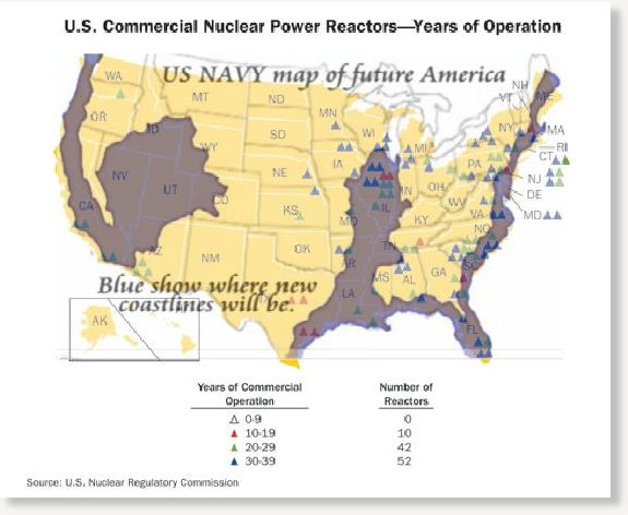 15 Nuclear Reactors on New Madrid Fault Line Societys Child