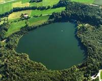 crater Chiemgau