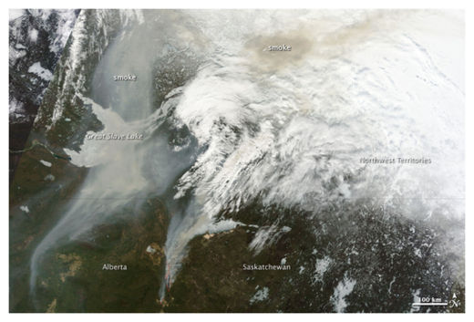 Wildfires in Alberta_1