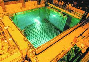 Spent nuclear fuel pool
