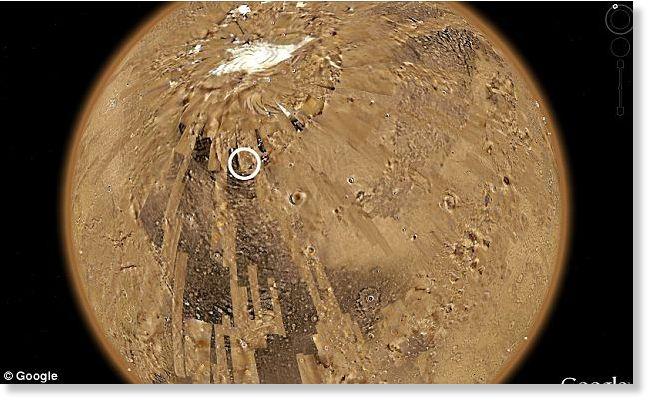 Mars base space station