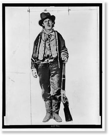 the similarities in the characters of john wayne and billy the kid Below is a filmography of billy the kid movies and the actors but it's a good john wayne western fun billy the kid jaeckel played a character named.