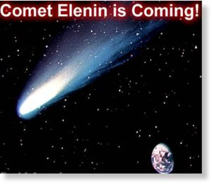 Elenin is coming