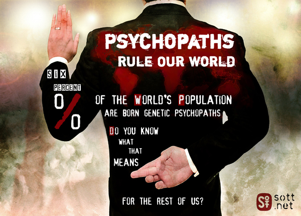 Psychopaths - A Solution?