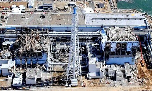 Fukushima power station