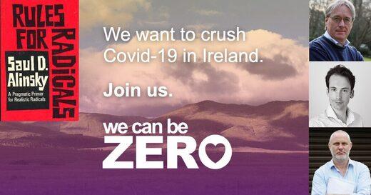 zero covid ireland